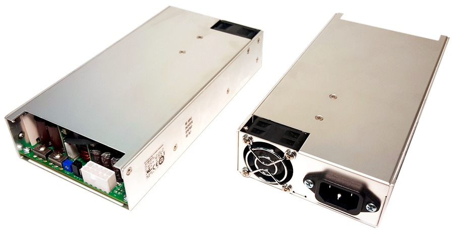 NXT-400M (FN) Fan Enclosure Power Supplies